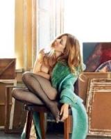 В первый раз, если откровенная Тина Кароль появилась на обложке украинского Harper's Bazaar (ФОТО+ВИДЕО)