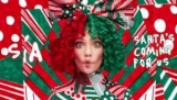 Новогоднее настроение: СИА представила новый клип Рождество в стиле ретро