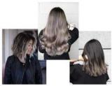 10 вариантов модного окрашивания седых волос
