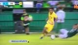 Футболист Колумбийского исполнил
