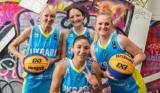 Украина – вторая в общем рейтинге национальных ассоциаций по баскетболу 3x3