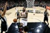 Юбилейный хит Леброн назвал лучший момент игрового дня НБА