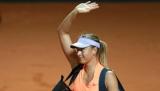 Шарапова прервала участие в теннисном турнире в Стэнфорде из-за травмы