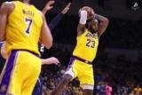 Скрытый пас Леброн на Мрт – лучший момент дня в НБА