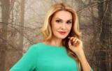 Блондинка в мини, и автор: Ольга Сумская опубликовала смелые фотографии из своей молодости